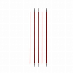 Aiguilles à tricoter double pointes KNITTER'S PRIDE Zing 20cm - 5 mcx -
