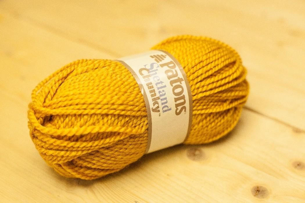 Shetland Chunky or