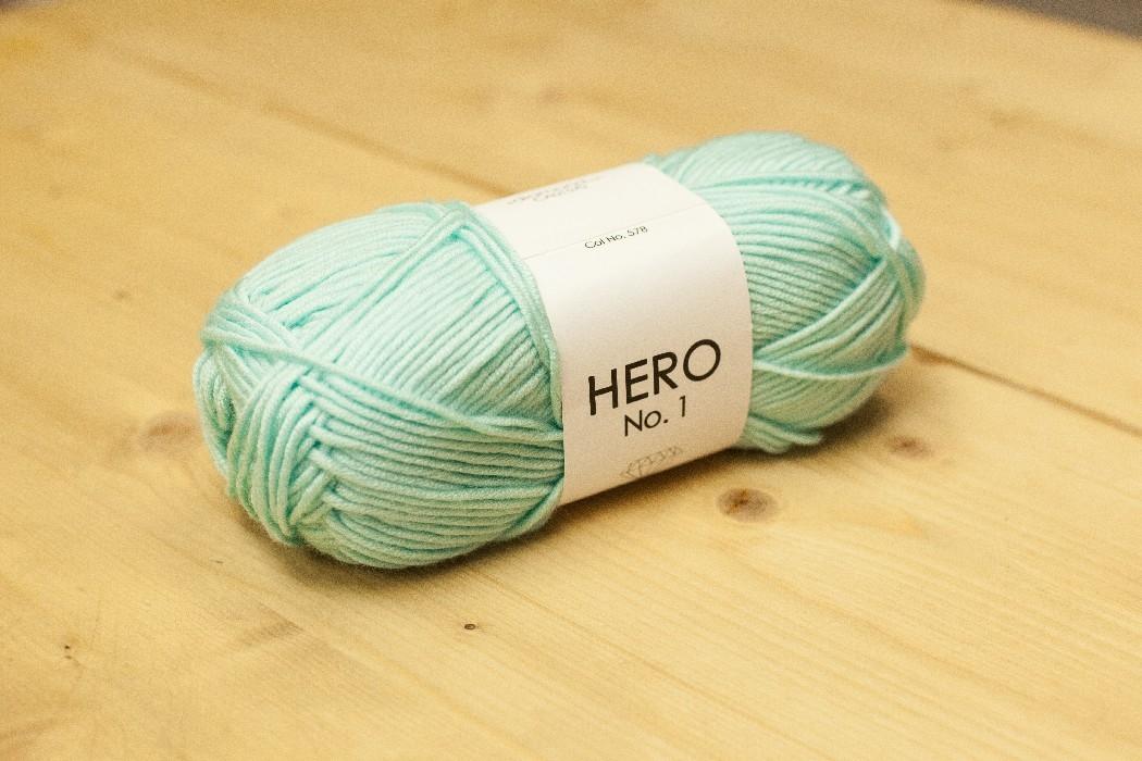 HERO No.1 aqua