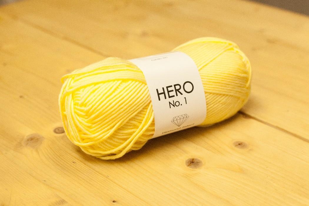 HERO No.1 jaune