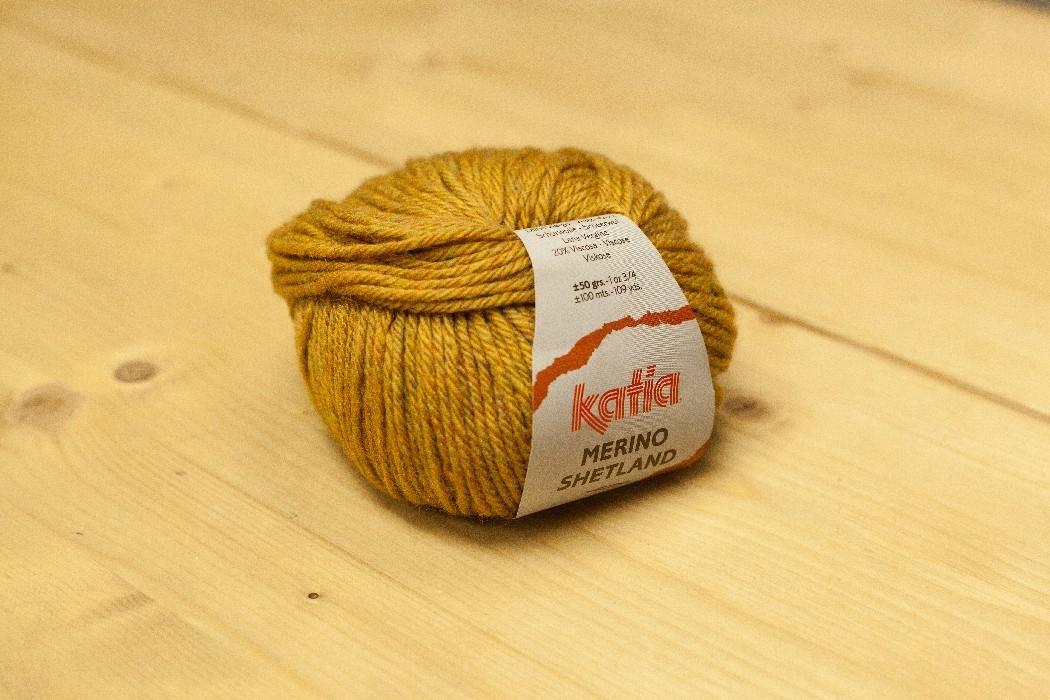 Merino Shetland or
