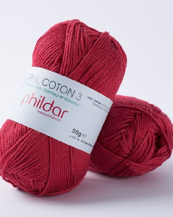 Phil coton 3 griotte