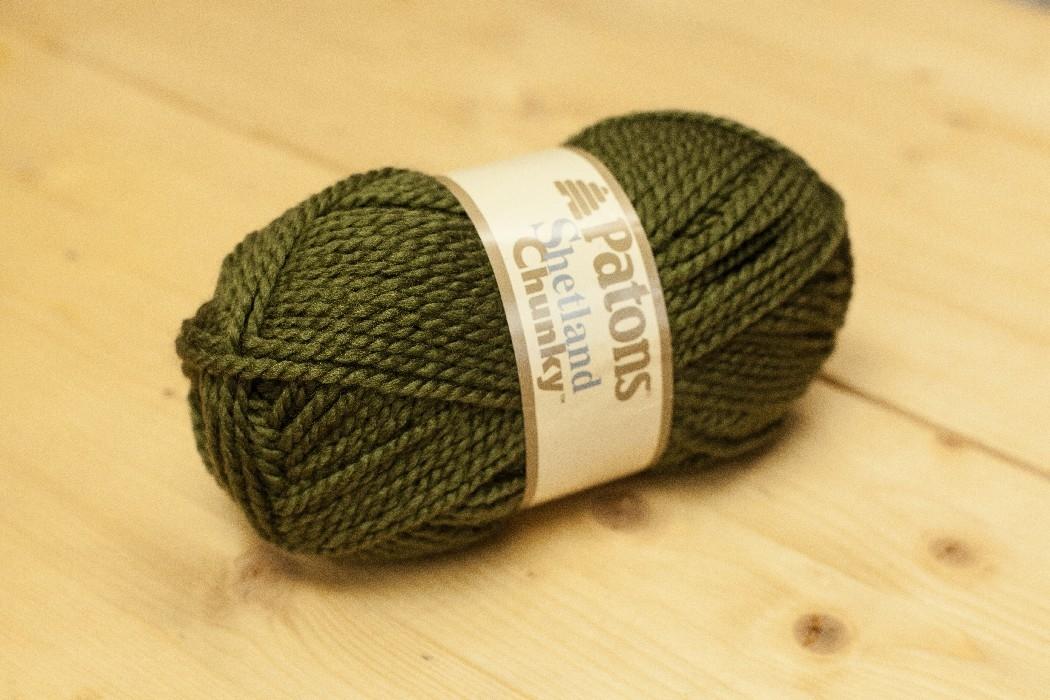 Shetland Chunkymousse délicate