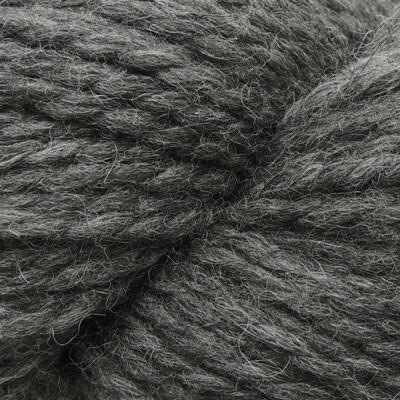 Alpaca Mérino Chunky gris foncé 234