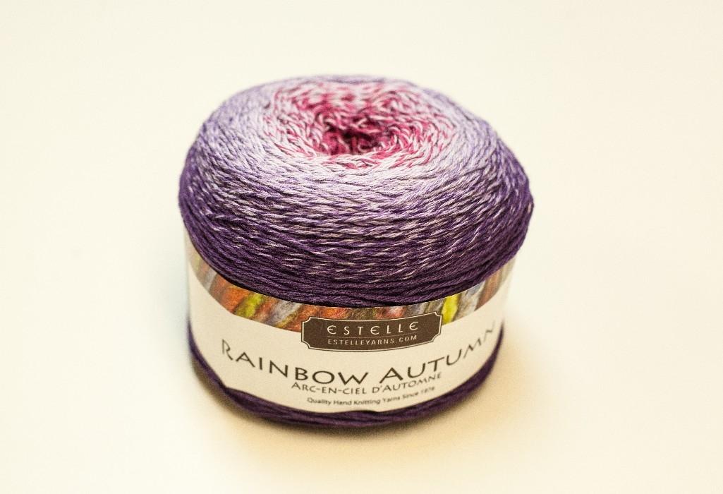 rainbow autumn
