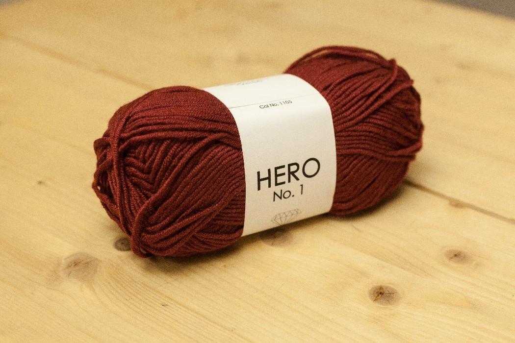 HERO No.1  bourgogne