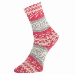 Fjord socks rouge 183