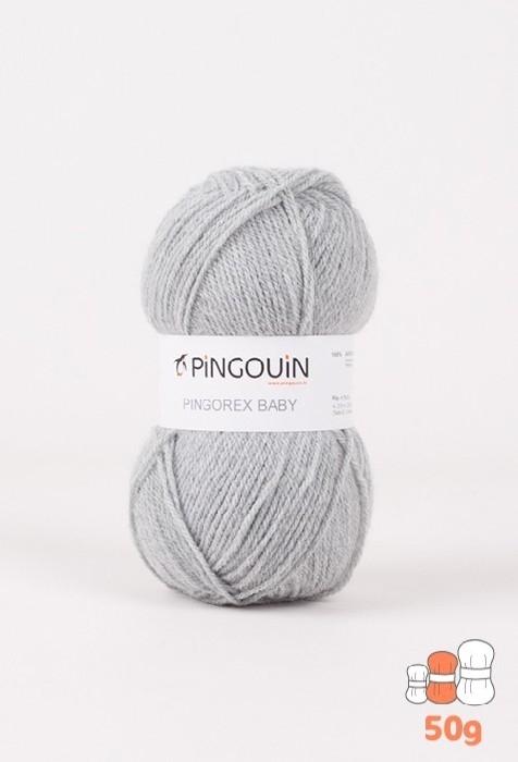 PINGOREX BABY gris clair