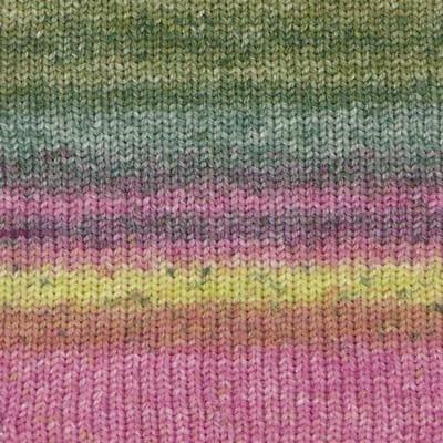 Evolution sock lilacs