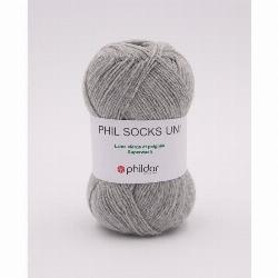 Phil socks uni givre