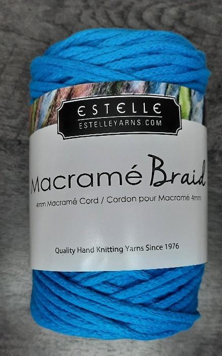 Macramé braid