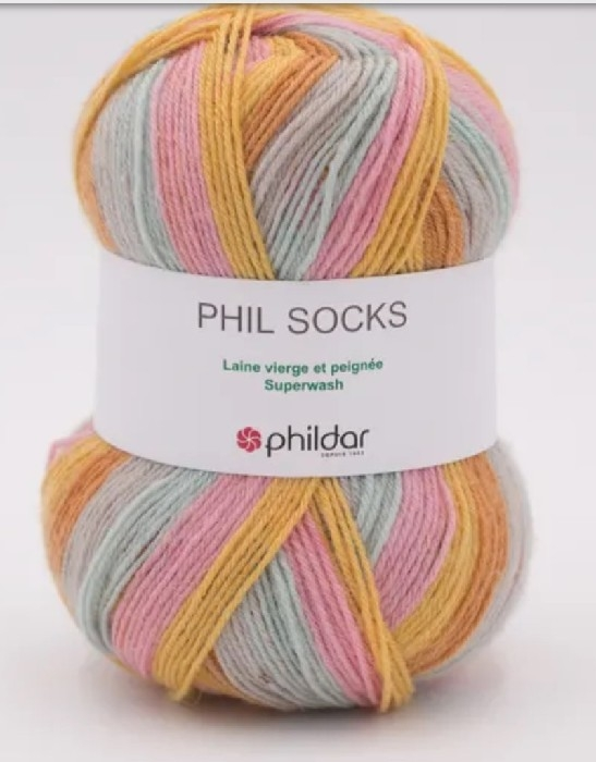Phil socks Nymphea