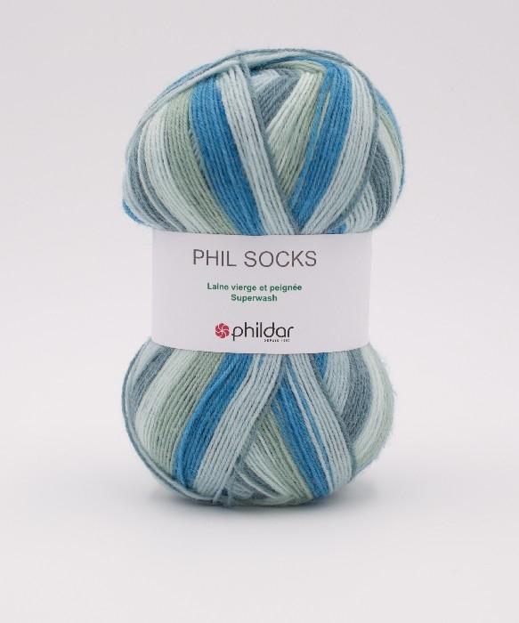 Phil socks Dhalia