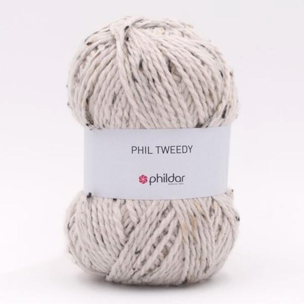 Phil Tweedy ecru